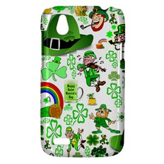 St Patrick s Day Collage HTC T328W (Desire V) Case