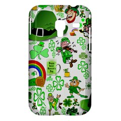 St Patrick s Day Collage Samsung Galaxy Ace Plus S7500 Case