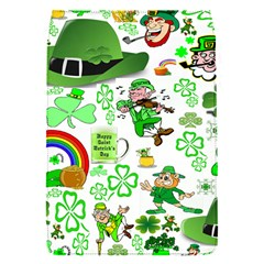 St Patrick s Day Collage Removable Flap Cover (Small)
