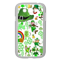 St Patrick s Day Collage Samsung Galaxy Grand DUOS I9082 Case (White)