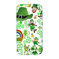 St Patrick s Day Collage Samsung Galaxy S4 I9500/I9505  Hardshell Back Case