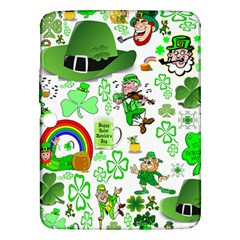 St Patrick s Day Collage Samsung Galaxy Tab 3 (10.1 ) P5200 Hardshell Case