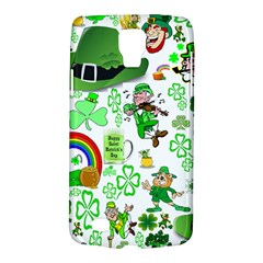 St Patrick s Day Collage Samsung Galaxy S4 Active (I9295) Hardshell Case