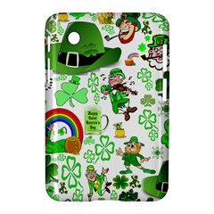 St Patrick s Day Collage Samsung Galaxy Tab 2 (7 ) P3100 Hardshell Case