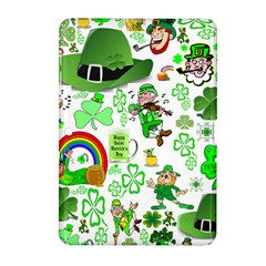 St Patrick s Day Collage Samsung Galaxy Tab 2 (10.1 ) P5100 Hardshell Case