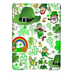 St Patrick s Day Collage Apple Ipad Air Hardshell Case