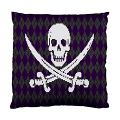 Jolly Roger Sweater Cushion Case (Single Sided)