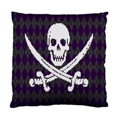 Jolly Roger Sweater Cushion Case (Two Sided)