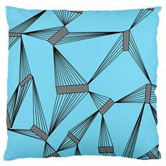 LINES Large Cushion Case (Two Sided)