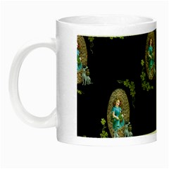 Vintage St Patrick s Glow in the Dark Mug