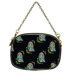 Vintage St Patrick s Chain Purse (Two Sided)