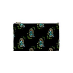 Vintage St Patrick s Cosmetic Bag (Small)