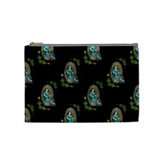 Vintage St Patrick s Cosmetic Bag (Medium)