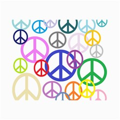 Peace Sign Collage Png Canvas 20  X 30  (unframed)