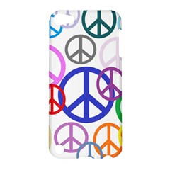 Peace Sign Collage Png Apple iPod Touch 5 Hardshell Case