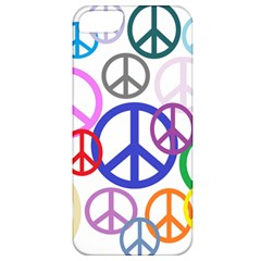 Peace Sign Collage Png Apple Iphone 5 Classic Hardshell Case