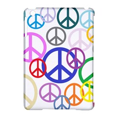 Peace Sign Collage Png Apple iPad Mini Hardshell Case (Compatible with Smart Cover)