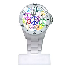 Peace Sign Collage Png Nurses Watch