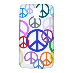 Peace Sign Collage Png Samsung Galaxy S4 Active (i9295) Hardshell Case