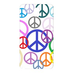 Peace Sign Collage Png Samsung Galaxy Note 3 Hardshell Back Case
