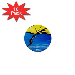 Spring 1  Mini Button (10 pack)