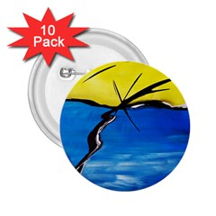 Spring 2.25  Button (10 pack)