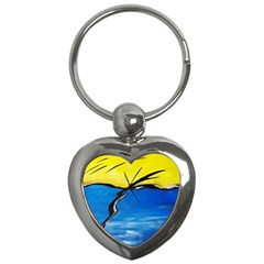 Spring Key Chain (Heart)
