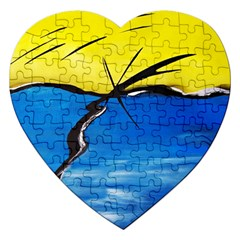 Spring Jigsaw Puzzle (Heart)