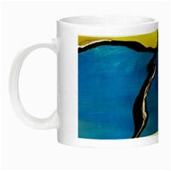 Spring Glow in the Dark Mug