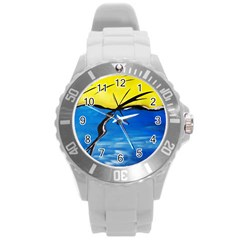 Spring Plastic Sport Watch (Large)