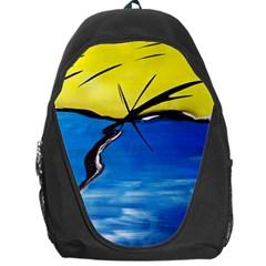 Spring Backpack Bag