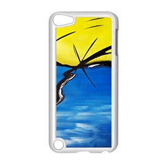 Spring Apple iPod Touch 5 Case (White)