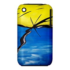 Spring Apple iPhone 3G/3GS Hardshell Case (PC+Silicone)