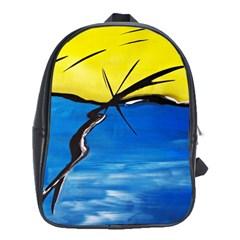 Spring School Bag (XL)