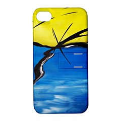 Spring Apple iPhone 4/4S Hardshell Case with Stand