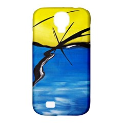 Spring Samsung Galaxy S4 Classic Hardshell Case (PC+Silicone)