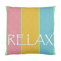 Pastels Cushion Case (Single Sided)