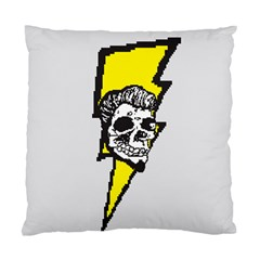 8 Bit Rock & Roll Cushion Case (single Sided)