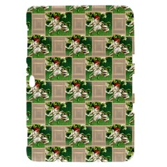 Victorian St Patrick s Day Samsung Galaxy Tab 8.9  P7300 Hardshell Case