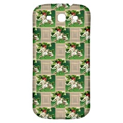 Victorian St Patrick s Day Samsung Galaxy S3 S III Classic Hardshell Back Case