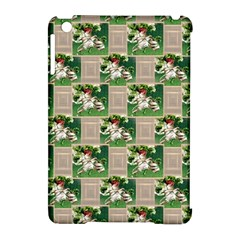 Victorian St Patrick s Day Apple iPad Mini Hardshell Case (Compatible with Smart Cover)