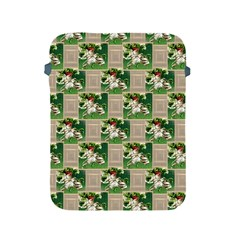 Victorian St Patrick s Day Apple iPad Protective Sleeve