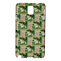 Victorian St Patrick s Day Samsung Galaxy Note 3 N9005 Hardshell Case
