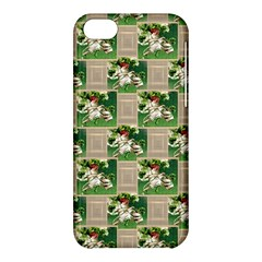 Victorian St Patrick s Day Apple iPhone 5C Hardshell Case