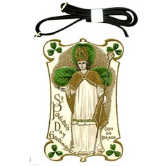 Victorian St Patrick s Day Shoulder Sling Bag