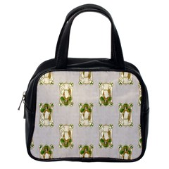 Victorian St Patrick s Day Classic Handbag (One Side)