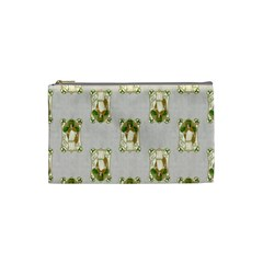 Victorian St Patrick s Day Cosmetic Bag (Small)