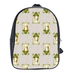 Victorian St Patrick s Day School Bag (Large)