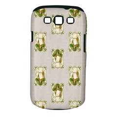 Victorian St Patrick s Day Samsung Galaxy S III Classic Hardshell Case (PC+Silicone)
