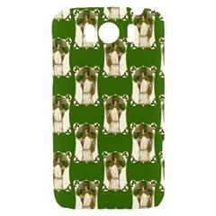 Victorian St Patrick s Day HTC Sensation XL Hardshell Case